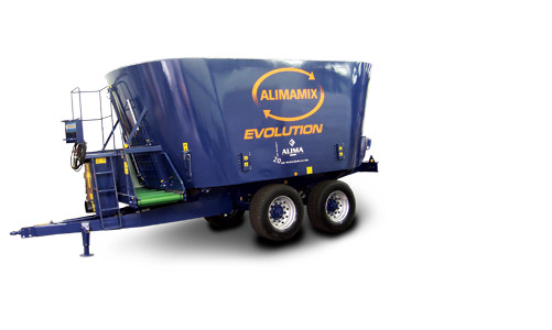 Alima-Bis Alimamix Evolution Twin